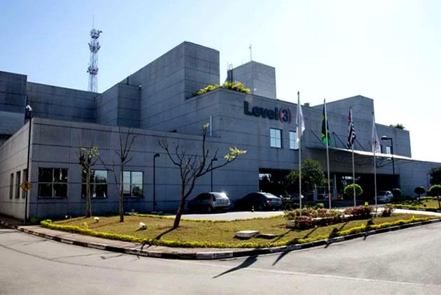 Datacenter localizado em São Paulo